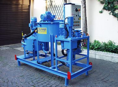 Electric injection plants